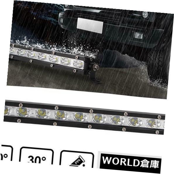 LEDライトバー 14インチ36W LEDの仕事のライトバーの超薄い防水オフロード車の運転ランプ 14 Inch 36W LED Work Light Bar Ultra Thin Waterproof Offroad Car Driving Lamp
