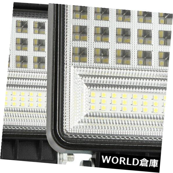 LEDライトバー 4インチ400W LEDの仕事のライトバーの洪水スポットコンボドライビングランプ車のトラックオフロード 4 Inch 400W LED Work Light Bar Flood Spot Combo Driving Lamp Car Truck Offroad