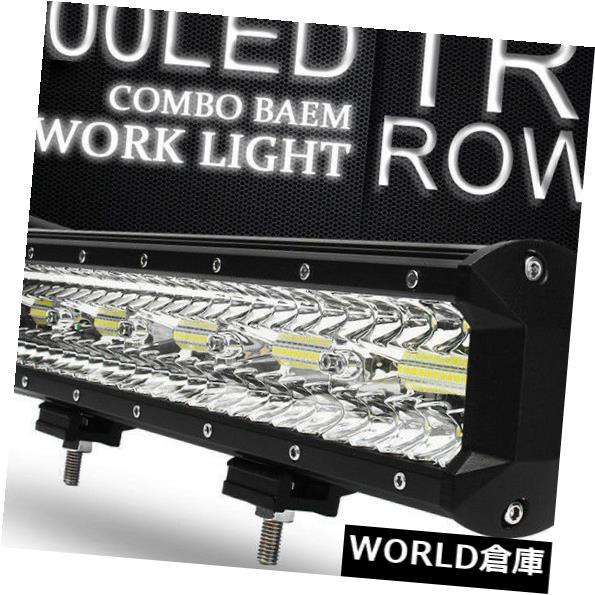 LEDライトバー 15インチ300W LEDコンボワークライトバードライビングフォグランプATV SUV RZR UTE 15inch 300W LED Combo Work Light Bar Driving Fog Lamp Offroad ATV SUV RZR UTE