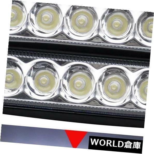 LEDライトバー フォークリフトSUVのトラック4WDのための道の運転ランプを離れた2 * PCS点LEDの仕事のライトバー 2*PCS Spot LED Work Light Bar Off Road Driving Lamp For Fork Lift SUV Truck 4WD