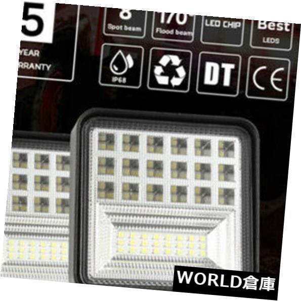 LEDライトバー 1ピース4インチ6000 k led作業ライトバーコンボビームオフロード4 wdトラックドライビングランプ 1PC 4 inch 6000K LED Work Light Bar Combo Beam Offroad 4WD Truck Driving Lamp