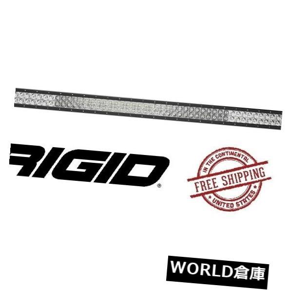 LEDライトバー Rigid Industries EシリーズPRO 50インチLEDライトバー - スポット/フラッド - 黒体 Rigid Industries E-Series PRO 50