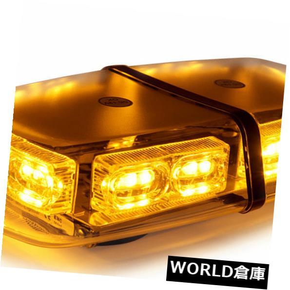 LEDライトバー 36 LED車トラックルーフトップ警告フラッシュストロボライトバー緊急ランプ黄色 36 LED Car Truck Roof Top Warning Flash Strobe Light Bar Emergency Lamps Yellow