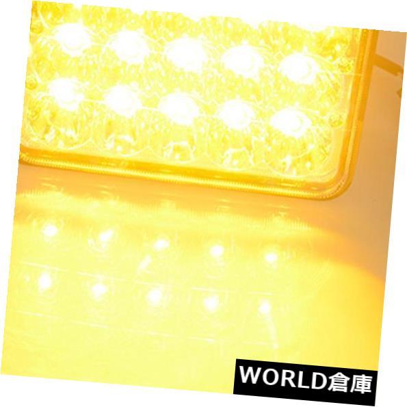 LEDライトバー 道のトラックのライトを離れた車のための1800-2000k黄色いライト45W 7inch LEDの仕事のライトバー 1800-2000k Yellow Light 45W 7inch LED Work Light Bar for Car Off road Truck Ligh