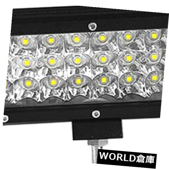 LEDライトバー MagiDeal 7インチ360W LEDワークライトバー4WD SUVトラックドライビングライト MagiDeal 7inch 360W LED Work Light Bar 4WD SUV Truck Driving Light