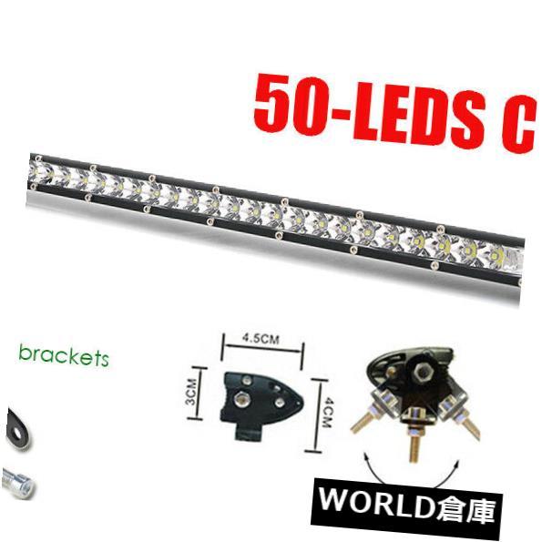 LEDライトバー 道トラックSUVを離れた車のための25インチ150Wの単一の列極度の細いLEDの仕事のライトバー 25inch 150W Single Row Super Slim LED Work Light Bar for Car Off road Truck SUV
