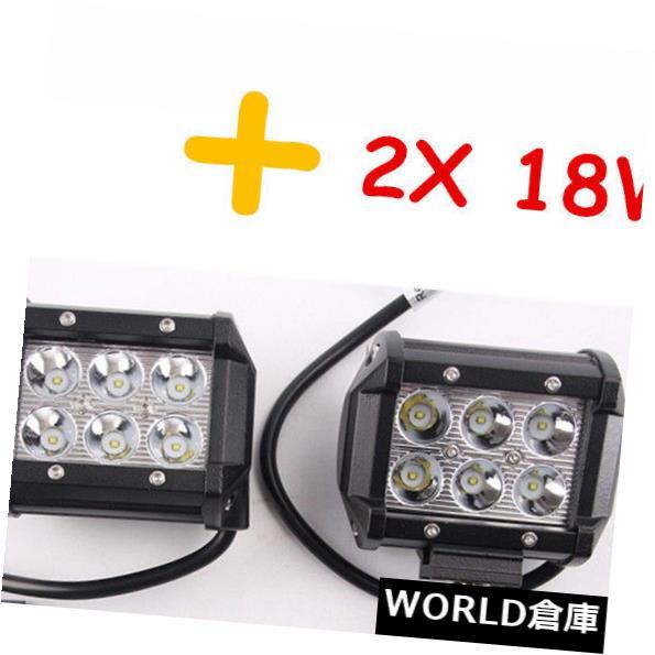 LEDライトバー 20インチ126WクリーLEDライトバーコンボオフロードジープフォード+ 4