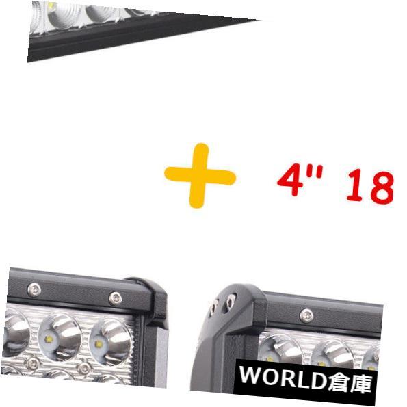 LEDライトバー 32インチ180W LEDライトバーコンボオフロードUTE用ジープ+ 4