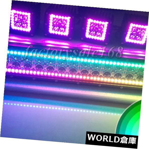 LEDライトバー 22インチLEDライトバー+ 4x 3