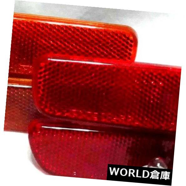 車用品 バイク用品 >> パーツ ライト ランプ ウインカー サイドマーカー フロント アンプ リアシグナルパークサイドマーカーライトランプ2ペアフィット1999-2003 RX300 Two 1999-2003 即納最大半額 Park Pair fit 購入 Side Lamps Marker Front Signal Rear Light