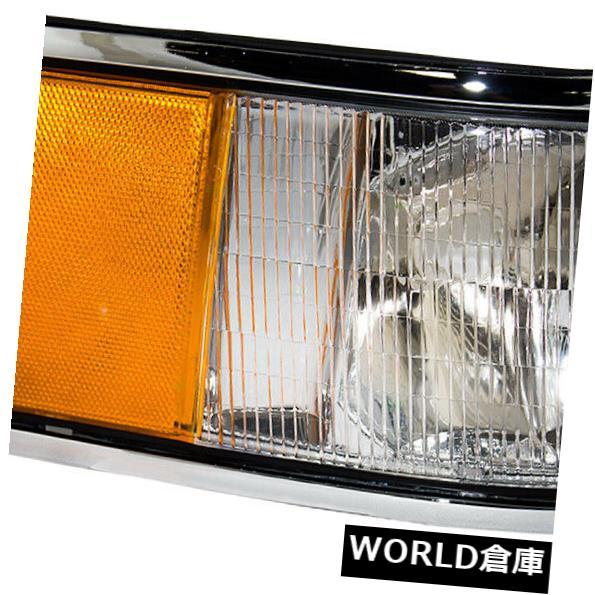 車用品 バイク用品 >> パーツ ライト ランプ ウインカー サイドマーカー 激安 新しい乗客信号サイドマーカーライトランプアセンブリ90-94リンカーンタウンカー New Passengers 超定番 Marker Assembly Light 90-94 Car Signal Lamp Lincoln Town Side