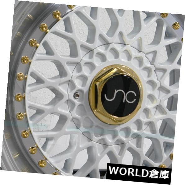 2021高い素材  海外輸入ホイール 17x8.5/ 17x10 JNC 5x112 004S set(4 JNC004S 5x100 17x10/ 5x112 15/25ホワイトマシンリップ。 ホイールセット(4 17x8.5/17x10 JNC 004S JNC004S 5x100/5x112 15/25 White Machine Lip. Wheel set(4, テンカワムラ:fc23d73c --- kalpanafoundation.in