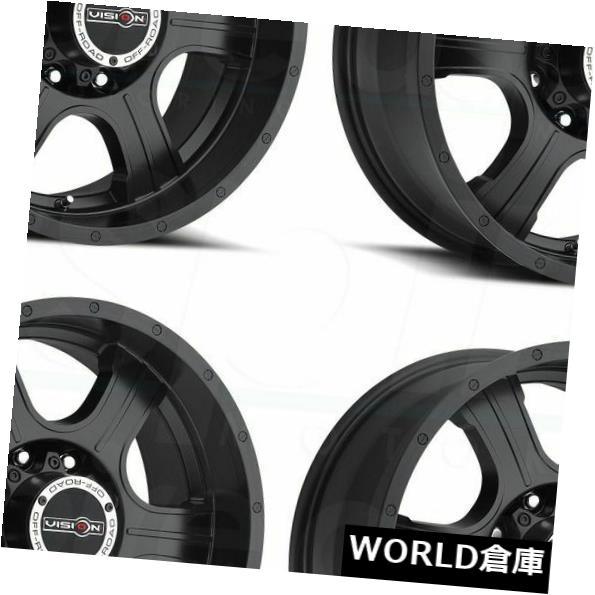 【ギフ_包装】 海外輸入ホイール 20x9 Vision Vision 396 Black Assassin 8x6.5/ 8x165.1 12 Matte Matte Black Wheels Rims Set(4) 20x9 Vision 396 Assassin 8x6.5/8x165.1 12 Matte Black Wheels Rims Set(4), ワイシャツとネクタイ専門店ビズモ:e0fa48f5 --- stjohnscbse.co.in