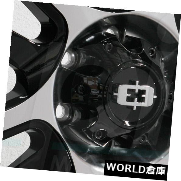 魅力的な 海外輸入ホイール 17x9 Vision 419 Rims Split 419 8x6.5/ 8x165.1 Machined -12ブラックマシニングホイールリムセット(4) 17x9 Vision 419 Split 8x6.5/8x165.1 -12 Black Machined Wheels Rims Set(4), クロバネマチ:a1c6d1f5 --- adaclinik.com