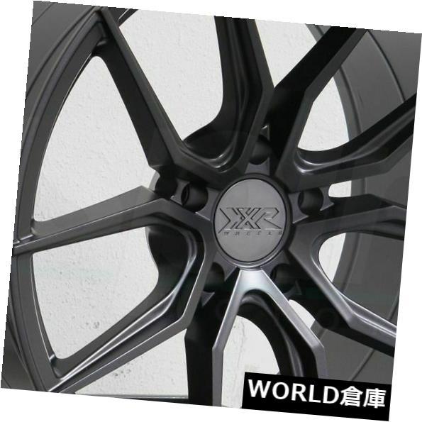 ベストセラー 海外輸入ホイール 559 19x10 XXR 559 5x114.3 19x10 Wheels 40グラファイトホイールリムセット(4) 19x10 XXR 559 5x114.3 40 Graphite Wheels Rims Set(4), ohaco:e7e9ff04 --- adaclinik.com