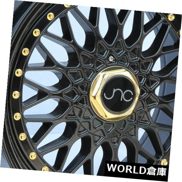 【即日発送】 海外輸入ホイール/ 18x9.5 JNC 004 JNC004 5x112/ 5x112 5x120 25グロスブラック Gloss。 ホイールニューセット(4) 18x9.5 JNC 004 JNC004 5x112/5x120 25 Gloss Black. Wheel New set(4), GATE IN:88a17813 --- growyourleadgen.petramanos.com