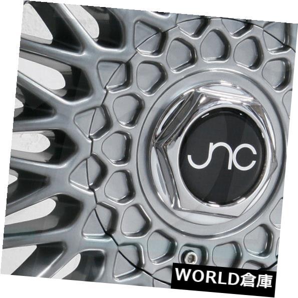 超ポイントアップ祭 海外輸入ホイール 18x9.5 set(4) JNC Lip 004 JNC004 5x100/ JNC 5x114.3 25ガンメタルマシンリップホイールリムセット(4) 18x9.5 JNC 004 JNC004 5x100/5x114.3 25 Gunmetal Machine Lip Wheel Rims set(4), サクレ:d81e861e --- ecommercesite.xyz