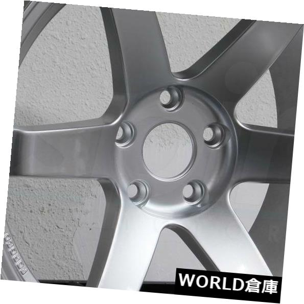 【10%OFF】 海外輸入ホイール 17x8.25 set(4) JNC 014 JNC014 5x120 32ハイパーシルバーホイールリムセット(4) JNC 17x8.25 JNC Wheel 014 JNC014 5x120 32 Hyper Silver Wheel Rims set(4), サカシタチョウ:04c0c639 --- aptapi.tarjetaferia.com.mx