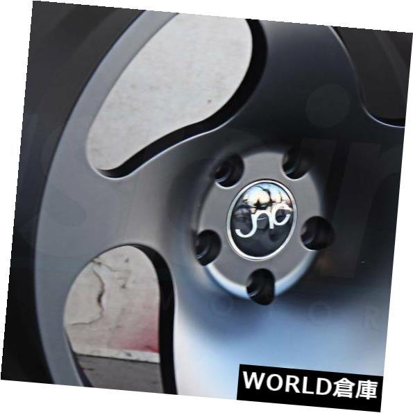 都内で 海外輸入ホイール 18x8.5 JNC 036 JNC036 5x114.3 30マットブラックホイールリムセット(4) 18x8.5 JNC 036 JNC036 5x114.3 30 Matte Black Wheel Rims set(4), 矢部町 24bd6222