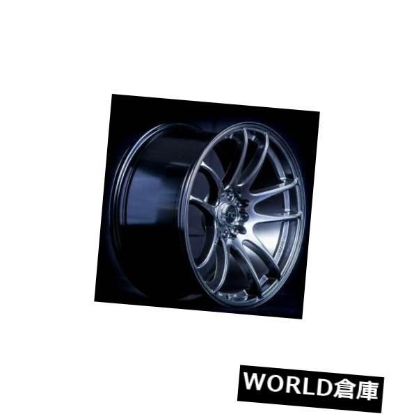 海外輸入ホイール 18x8.5 JNC 030 JNC030 5x100 / 5x114.3 35ハイパーブラックホイールリムセット(4) 18x8.5 JNC 030 JNC030 5x100/5x114.3 35 Hyper Black Wheel Rims set(4)