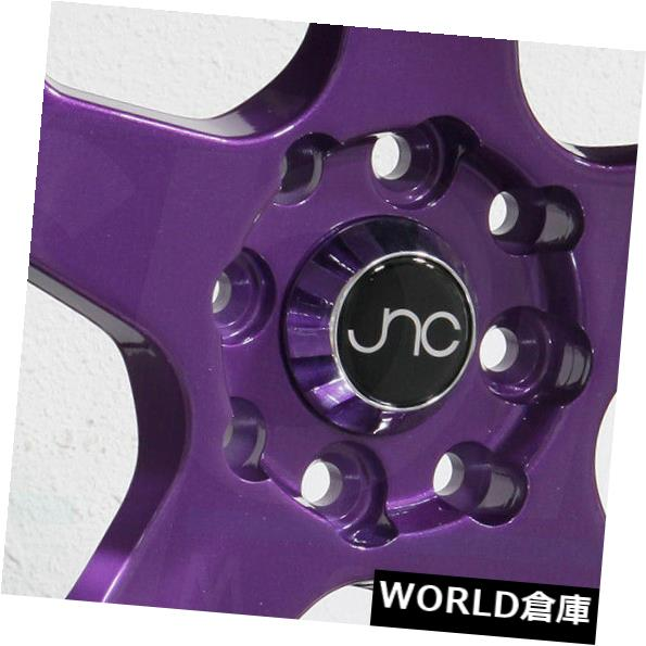 大人気新作 海外輸入ホイール 17x9 010 JNC 010 JNC010 4x100 Purple/ set(4) 4x114.3 20キャンディパープルマシンリップホイールリムセット(4) 17x9 JNC 010 JNC010 4x100/4x114.3 20 Candy Purple Machine Lip Wheel Rims set(4), サワラク:f85cc89b --- easassoinfo.bsagroup.fr