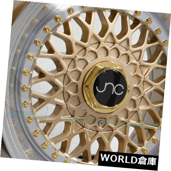 日本製 海外輸入ホイール set(4) 17x8.5 5x100/ 17x10 JNC Lip. 004S JNC004S 5x100/ 5x114.3 15/25ゴールドマシンリップ。 ホイールセット(4) 17x8.5/17x10 JNC 004S JNC004S 5x100/5x114.3 15/25 Gold Machine Lip. Wheel set(4), メリケンマーケット Street wear:1a9ab216 --- irecyclecampaign.org