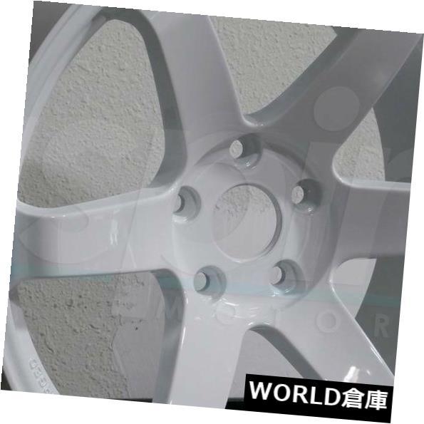 福袋 海外輸入ホイール JNC014 17x8.25/ Wheel 17x9.2 5 JNC 014 JNC014 set(4) 5x114.3 32/32ホワイトホイールリムセット(4) 17x8.25/17x9.25 JNC 014 JNC014 5x114.3 32/32 White Wheel Rims set(4), Cyberplugs:9caa366a --- verandasvanhout.nl