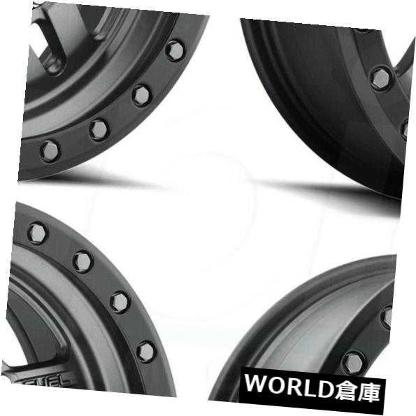 最新発見 海外輸入ホイール 15x7燃料Anza ATV ATV UTV D558 4x136 38 D558 GunMetal Set(4) Wheels Rims Set(4) 15x7 Fuel Anza ATV UTV D558 4x136 38 GunMetal Wheels Rims Set(4), Abiding:ded06f9f --- verandasvanhout.nl