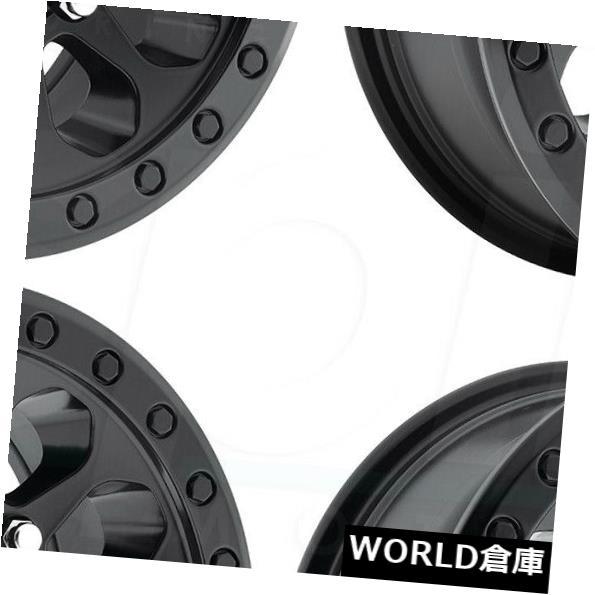 【セール】 海外輸入ホイール Matte 15x7燃料ベクターATV UTV ATV D579 4x156 13マットブラックホイールリムセット(4) 15x7 Fuel Vector Set(4) ATV UTV D579 4x156 13 Matte Black Wheels Rims Set(4), 余目町:562145b1 --- growyourleadgen.com