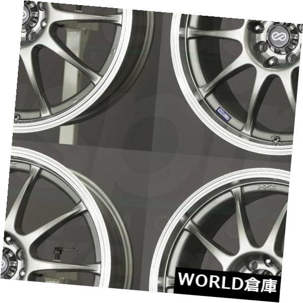【同梱不可】 海外輸入ホイール 17x7 17x7 Enkei J10 Silver 5x108/ 115 38 38シルバーペイントホイールリムセット(4) 17x7 Enkei J10 5x108/115 38 Silver Paint Wheels Rims Set(4), メンコスジャパン:fce522f4 --- lms.imergex.tech