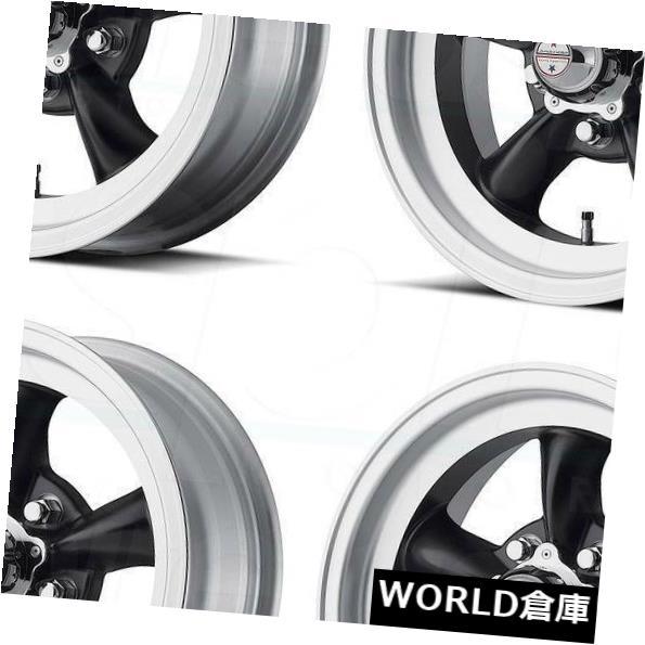 当店だけの限定モデル 海外輸入ホイール 14x6 VN105 Torq Lip 5 Thrust D -2 5x4.75/ 5x120.6 5 -2ブラックリップホイールセット(4) 14x6 VN105 Torq Thrust D 5x4.75/5x120.65 -2 Black Lip Wheels Set(4), RINKY DINK:61964a2e --- rednuncamais.online