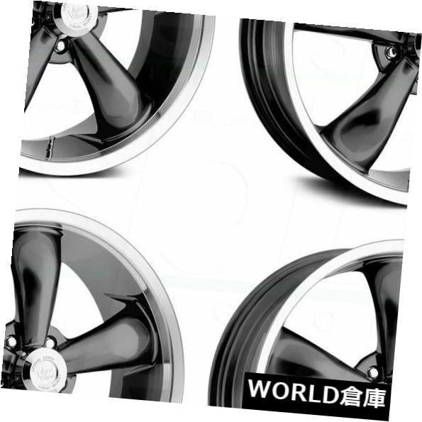 車用品 即出荷 バイク用品 >> タイヤ ホイール 海外輸入ホイール 17x7 Vision 142 0 4 Legend Rims Set 5 送料無料 激安 お買い得 キ゛フト 5x114.3 Gunmetal Wheels