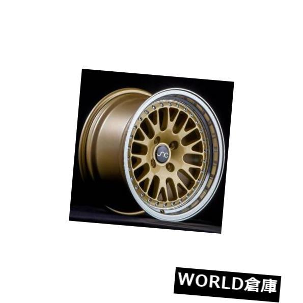 訳あり商品 海外輸入ホイール 15x8 JNC 001 Machine JNC001 Wheel 4x100 25ゴールドマシンリップホイールリムセット(4) set(4) 15x8 JNC 001 JNC001 4x100 25 Gold Machine Lip Wheel Rims set(4), 厳選JAPAN:38afc29f --- yuk.dog