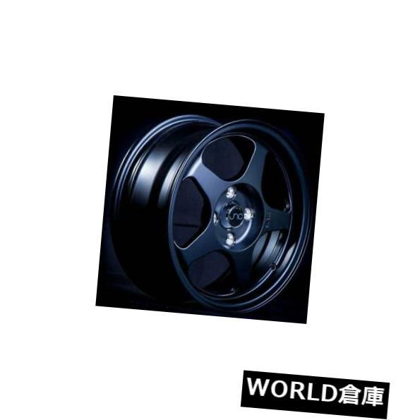 [定休日以外毎日出荷中] 海外輸入ホイール JNC 15x6.5 JNC Matte 018 JNC018 JNC018 4x100 35マットブラックホイールリムセット(4) 15x6.5 JNC 018 JNC018 4x100 35 Matte Black Wheel Rims set(4), 中山人形店:9c71e699 --- 14mmk.com