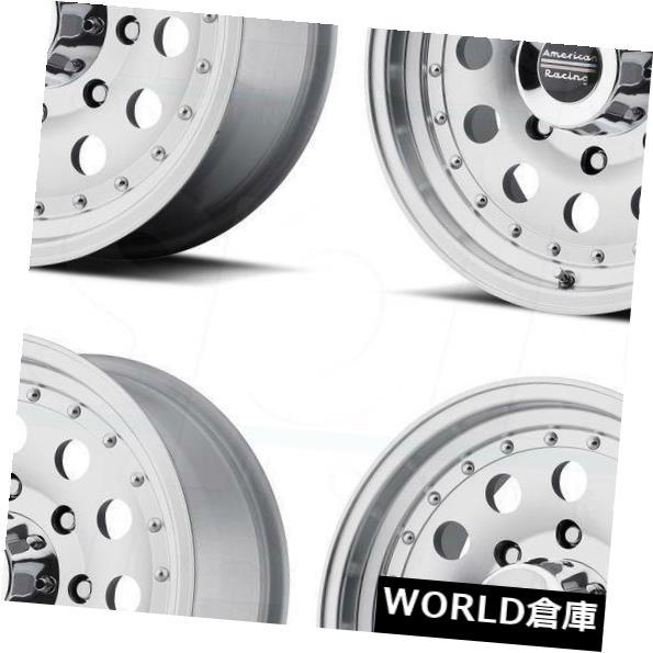 輝い 海外輸入ホイール 15x7 15x7 American Wheels Set(4) Racing AR62 Outlaw 5x5.5/ 5x139.7 -6マシンホイールリムセット(4) 15x7 American Racing AR62 Outlaw 5x5.5/5x139.7 -6 Machine Wheels Rims Set(4), ミッドフィルダー:35cef75d --- mail.durand-il.com