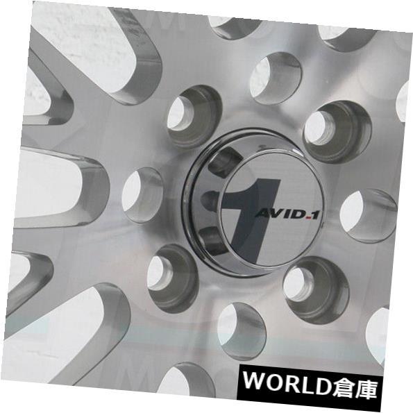 ウイスキー専門店 蔵人クロード 海外輸入ホイール 16x8 AVID1 AV12 AV12 AV-12 4x100/ 4x114.3 AV-12 25シルバー加工ホイールリムセット(4) 4x100 16x8 AVID1 AV12 AV-12 4x100/4x114.3 25 Silver Machined Wheels Rims Set(4), 和心伝心:54e73412 --- mail.durand-il.com