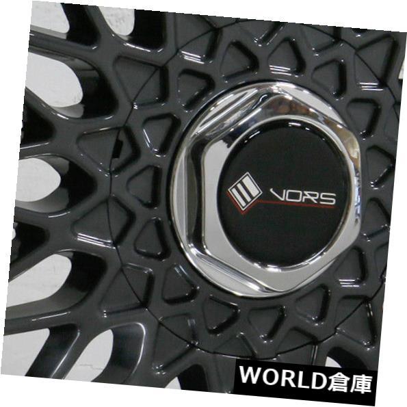 人気大割引 海外輸入ホイール 16x8 Vors VR3 4x100 Set(4)/ Metal 4x114.3 20ガンメタルホイールリムセット(4) 16x8 16x8 Vors VR3 4x100/4x114.3 20 Gun Metal Wheels Rims Set(4), 銀河家具999:db8013a9 --- mail.ciabbatta.com.pl