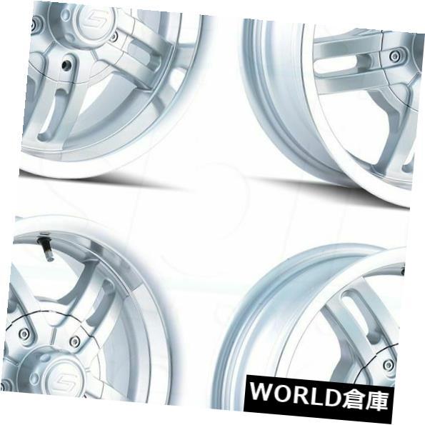 【オープニング大セール】 海外輸入ホイール 14x6イオントレーラー12 5x114.3 0シルバー加工リップホイールリムセット(4) 14x6 Lip Ion Silver Trailer 12 5x114.3 Machined 0 Silver Machined Lip Wheels Rims Set(4), 立川市:4b98296b --- applyforvisa.online