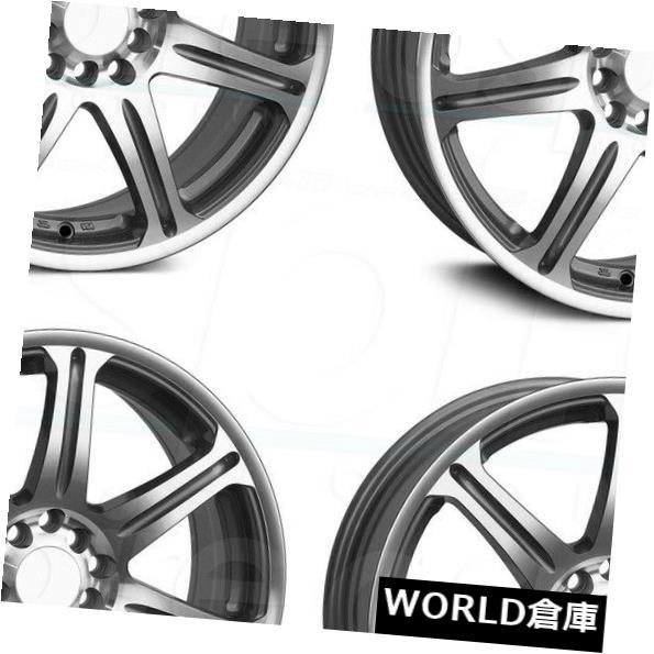 【予約受付中】 海外輸入ホイール 15x6.5 35 XXR Silver 533 5x100/ 5x114.3 35シルバー加工ホイールリムセット(4) 5x100/5x114.3 15x6.5 XXR 533 5x100/5x114.3 35 Silver Machined Wheels Rims Set(4), 絵と額縁 京都巧:2902a27a --- svapezinok.sk