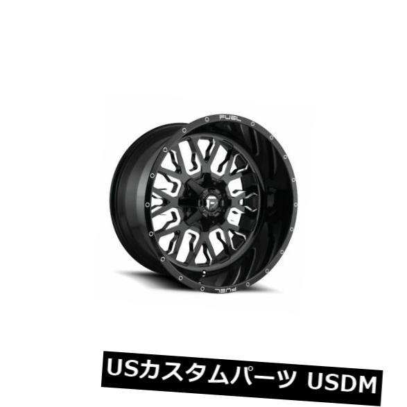 高い素材 海外輸入ホイール 4 x 22x12燃料D611ストロークET Black Wheels -44のセットブラックミルド6x135ホイールリム Set of 4 6x135 22x12 Fuel D611 Stroke ET -44 Black Milled 6x135 Wheels Rims, BONANZA:b29008e0 --- bellsrenovation.com