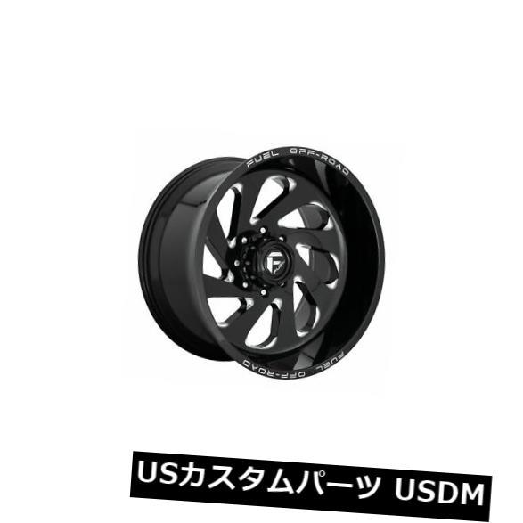 激安ブランド 海外輸入ホイール 4個の20x12燃料D637 Vortex ET -44ブラックミルド8x180ホイールリムのセット Set of Set Rims 4 Wheels 20x12 Fuel D637 Vortex ET -44 Black Milled 8x180 Wheels Rims, Reliable Osaka-Noe Shop:f61d7e81 --- download-songs.org