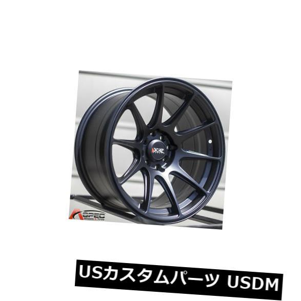 史上最も激安 海外輸入ホイール XXR 527 16X8.25リム4x100/ 114.3 4) 527 +0ブラックホイール(4個セット) XXR 527 Black 16X8.25 Rims 4x100/114.3 +0 Black Wheels (Set of 4), 武蔵村山市:ba71ae0e --- sap-latam.com