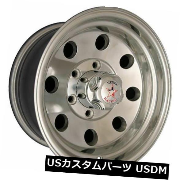 【超特価sale開催】 海外輸入ホイール 17x9 Rebel Racing Sahara 6x139.7 Clear Racing + of -6機械加工クリアコートホイール(4個セット) 17x9 Rebel Racing Sahara 6x139.7 +-6 Machined Clear Coat Wheels (Set of 4), ハグロマチ:6e2e82bd --- sap-latam.com