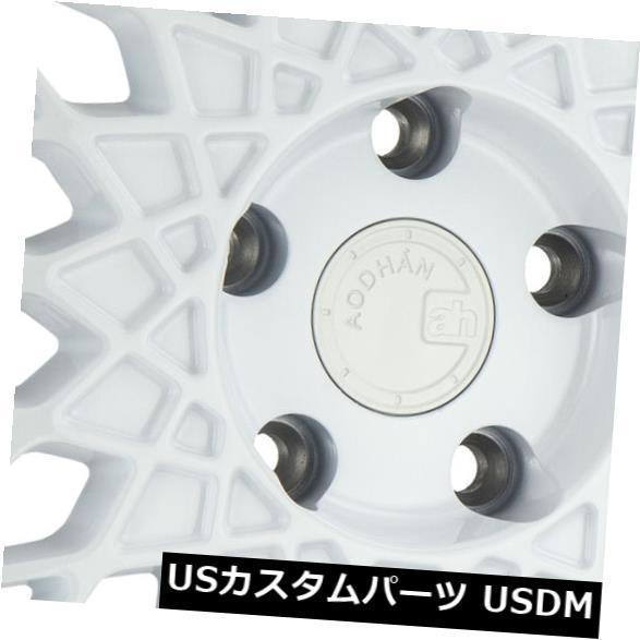 人気が高い  海外輸入ホイール 4) 18x8.5 AodHan 5x114.3 AH05 AH05 5x114.3 +35ホワイトホイール(4個セット) 18x8.5 AodHan AH05 5x114.3 +35 White Wheels (Set of 4), ゲイノウチョウ:0290d93c --- tedlance.com