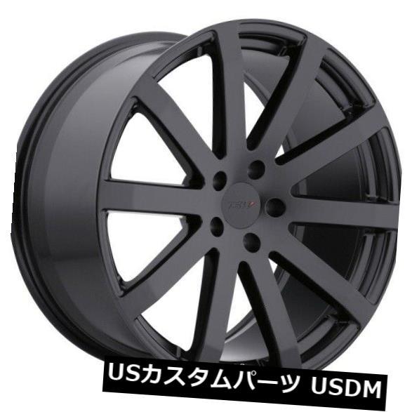 割引価格 海外輸入ホイール 18x9.5 TSW Brooklands 5x114.3リム+40マットブラックホイール(4個セット) TSW 18x9.5 TSW (Set Brooklands Rims 5x114.3 Rims +40 Matte Black Wheels (Set of 4), グッティー:249ece0d --- arg-serv.ru