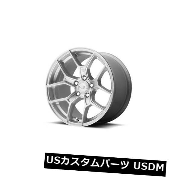 競売 海外輸入ホイール 18x8.5 Wheels MOTEGI MR133 5x114.3 5x114.3 ET35ハイパーシルバーホイール(4個セット) (Set 18x8.5 MOTEGI MR133 5x114.3 ET35 Hyper Silver Wheels (Set of 4), e-CORE イーコレ:0f835226 --- mail.durand-il.com