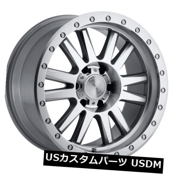 最新作の 海外輸入ホイール Rhino ET12 18x9ブラックRhino Tanay 8x170 ET12マシンフェイスホイール(4個セット) 18x9 Machine Black Rhino Tanay 8x170 ET12 Machine Face Wheels (Set of 4), 10-FEET:a62565bf --- booking.thewebsite.tech