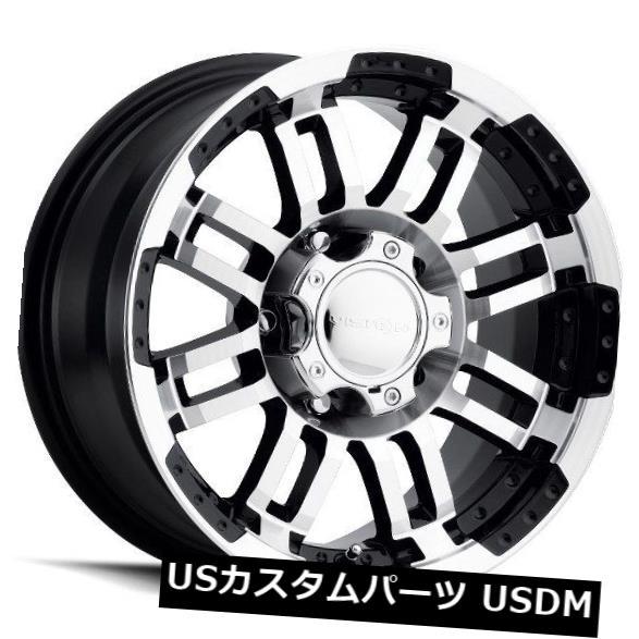 世界的に有名な 海外輸入ホイール 20X9 Vision 375 Warrior 6x135 ET25グロスブラックマシンドフェイスホイール(4個セット) 20X9 Vision 375 Warrior 6x135 ET25 Gloss Black Machined Face Wheels (Set of 4), Excellent One 4e49fe70