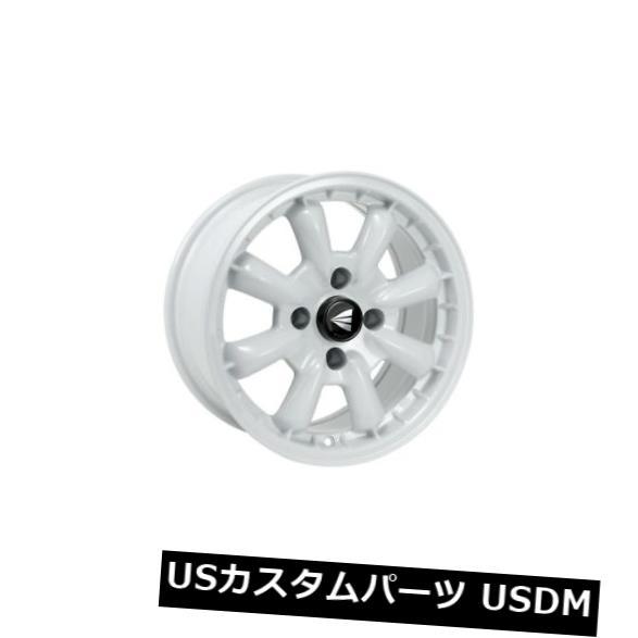 海外輸入ホイール 16x8 Enkei COMPE 4x100 38 White Wheels 4個セット 16x8 Enkei COMPE 4x100 38 White Wheels Set of 4 非売品 特売限定 季節のご挨拶 税込 敬老の日