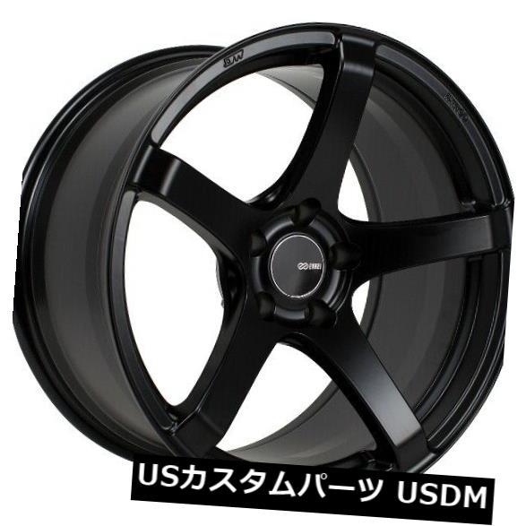 大勧め 海外輸入ホイール 17x8 4)/ 9 Enkei KOJIN 5x114.3 17x8 +35ブラックホイール(4個セット) KOJIN 17x8/9 Enkei KOJIN 5x114.3 +35 Black Wheels (Set of 4), BUZZ(バズ):61e3b81e --- gerber-bodin.fr